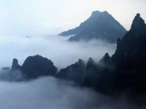 Tianmenshan - Heavan Gate Mountain ZhangJiajie