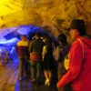 Huanglong Caves or Yellow Dragon Caves located at ZhangJiajie
