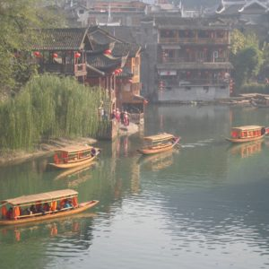 Zhangjiajie 4 days 3 nights tour plus FengHuang City