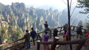 Beautiful Mountains Zhangjiajie