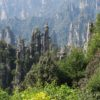 Beautiful Mountains Zhangjiajie National Forest Park
