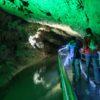 Cool walk at Yellow Dragon Caves Zhangjiajie