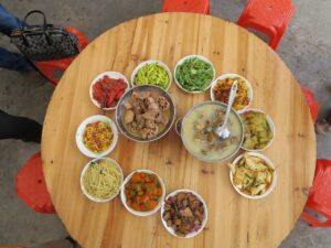 Zhangjiajie Home Cooked Food