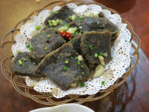 Zhangjiajie local produced 'Gegen'