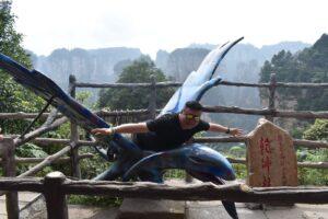 Hallelujah Mountain in the film Avatar