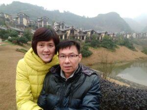 Wendy & John - zhangjiajie tour consultants since 2008