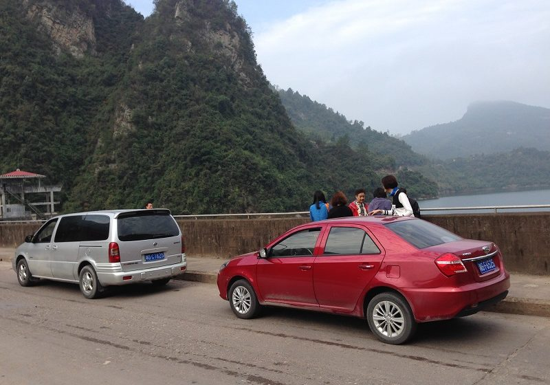 zhangjiajie vehicle rental services with driver